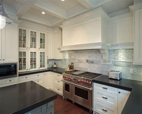 18+ Beauteous Kitchen Interior Black Granite