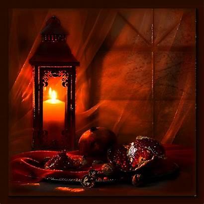 Candle Photobucket Lamp Library Wind Slideshow Flickering