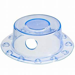 Slipx solutions 4 in bottomless bath overflow drain cover for Bathroom tub covers