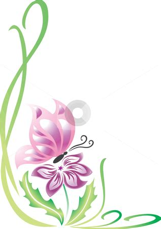 watermerk bloem flower watermark clipart