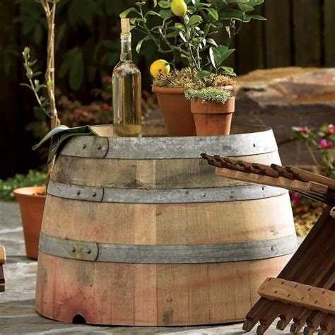 wine barrel patio furniture pdf unique bookcase