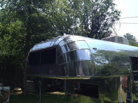 images  avion camper restoration  pinterest