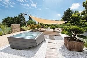 wellness design whirlpool zu hausede With whirlpool garten mit bonsai schalen set