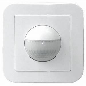 Interrupteur Detecteur De Mouvement : d tecteur de pr sence interrupteur automatique mural 180 ~ Dallasstarsshop.com Idées de Décoration