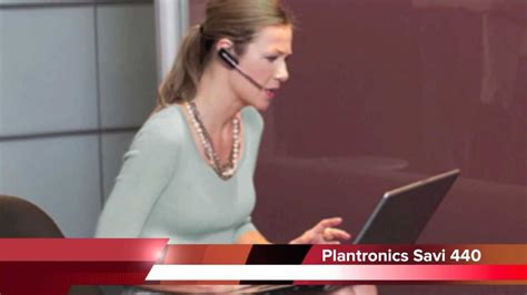 plantronics savi     wireless computer