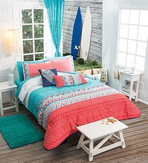 best 25 coral bedspread ideas on coral and