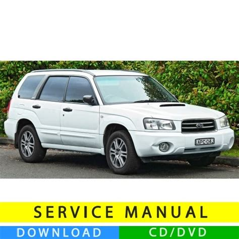 car repair manual download 1998 subaru forester security system subaru forester service manual 1999 2004 en tecnicman com
