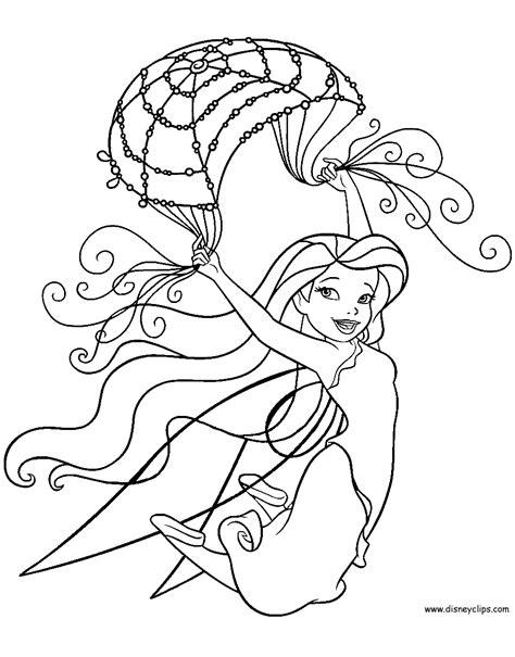da colo disney fairies coloring pages 3 disneyclips