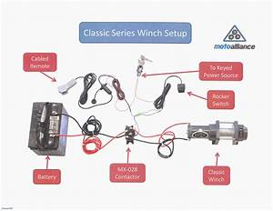 12 Volt Atv Winch Contactor Wiring Diagram