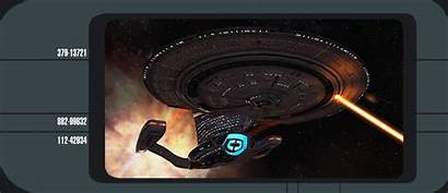 Trek Class Star Andromeda Starship Six Ship