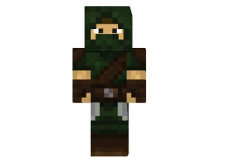 woodland hunter skin minecraft skins