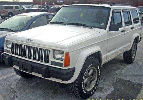 What Is A Jeep Cherokee Classic