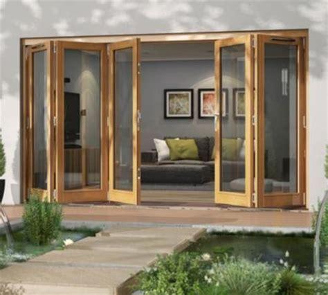canberra 5 door folding sliding 5 door patio doors