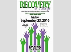 EVENT Recovery for a change – Sept 23 – Cabell County