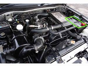 Mitsubishi L200 Battery Location
