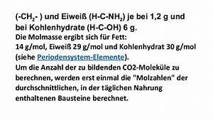 Mol Berechnen : co2 die symbiose mensch und natur ~ Themetempest.com Abrechnung