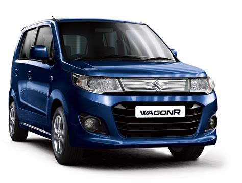 2017 Maruti Wagonr Vxi+ Launched From Rs 469 Lakh