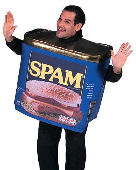 Spam Meme - those funny spammers my other blog