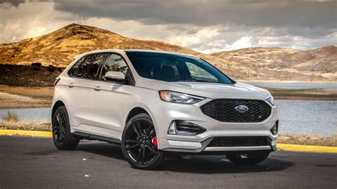 2019 Ford Edge Sport by 2019 Ford Edge St Drive Review Potent And Practical