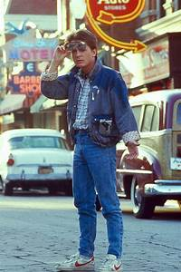 Michael J. Fox as Marty McFly   Film is Forever   Pinterest