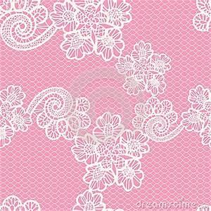 Seamless Lace Pattern Stock Photos - Image: 30056353