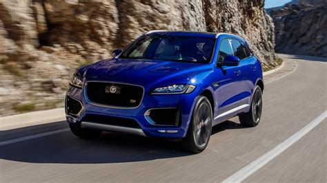 First Drive The New Jaguar Fpace  Top Gear