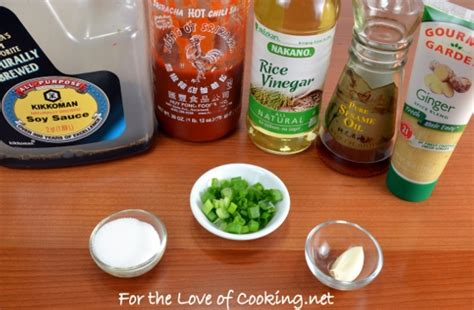 potsticker sauce potsticker dipping sauce for the love of cooking