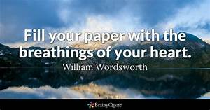 William Wordsworth Quotes - BrainyQuote