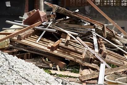 Debris Building Junk Removal Waste Clean Rubbish