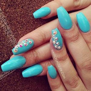 Baby Blue Nail Art Pictures, Photos, and Images for ...