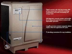 Pentair Heat Pump 125 000 Btu Ultratemp 120