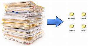 document imaging records management from jvs With paper documents to digital files