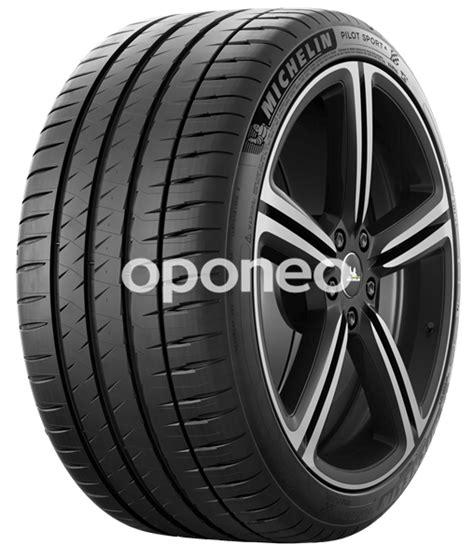 Michelin Pilot Sport 4 265/35 R18 97 Y XL, ZR » Oponeo.co.uk