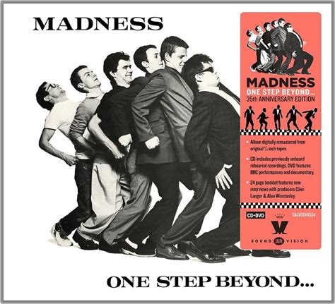 one step beyond 35 available now madness