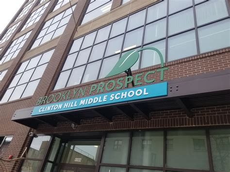 Brooklyn Prospect Clinton Hill Middle School has a new ...