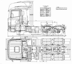scania r series blueprint download free blueprint for 3d With schematics drawings plans autocad design drafting cs design