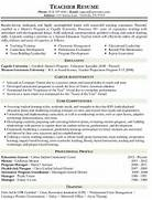 Resume Samples Types Of Resume Formats Examples And Templates Home Economics Teacher Resume Example High School Resume High Music Teacher Resume Sample Resume Writing Service Kindergarten Teacher Resume School Example Sample Job Description