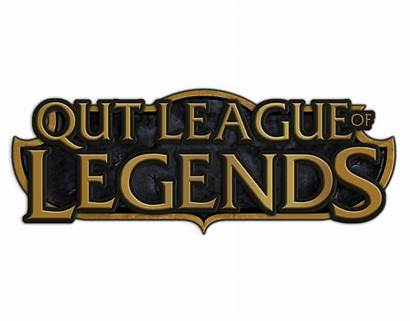 League Legends Logos Qut Guild Logolynx