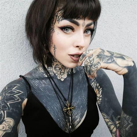 65+ Best Face Tattoo Designs & Ideas - Enjoy Yourself (2019)