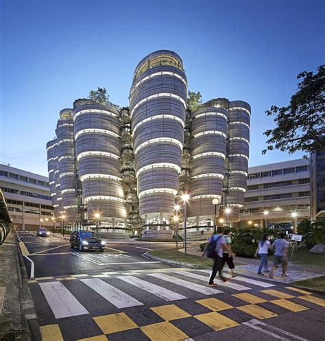 Nanyang Technological University Learning Hub Architect