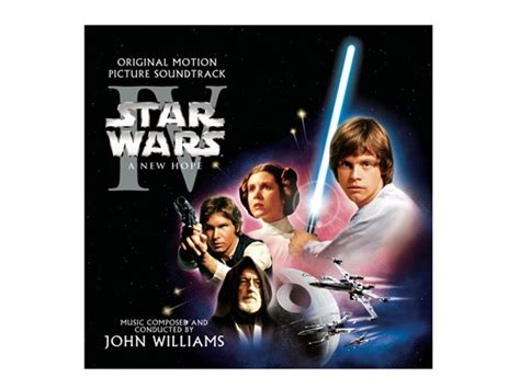 Episode IV: A New Hope OST [CD]