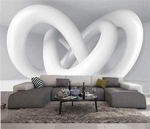 Papier Peint Blanc Relief : papier peint intisse trompe l 39 oeil photo murale relief 3d blanc sculture ebay ~ Melissatoandfro.com Idées de Décoration
