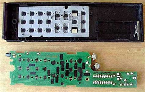 The Circuit Board Inside Remote Control Howstuffworks