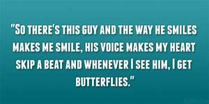 Cute Guy Crush Quotes. QuotesGram