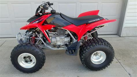 honda trx  motorcycles  sale  ohio