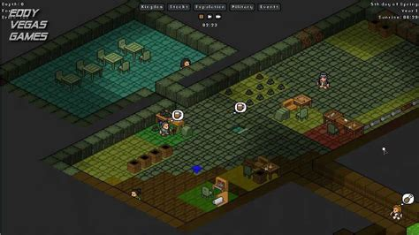 Gnomoria (alpha) Video Review  Dwarf Fortress For The