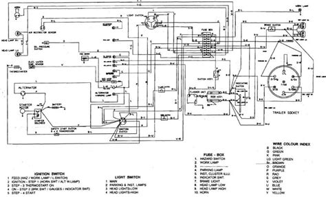Mf 175 Wiring Diagram by New Massey Ferguson 175 Wiring Diagram Mf 50 Wiring