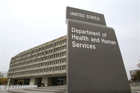 Dept. of health and Human services