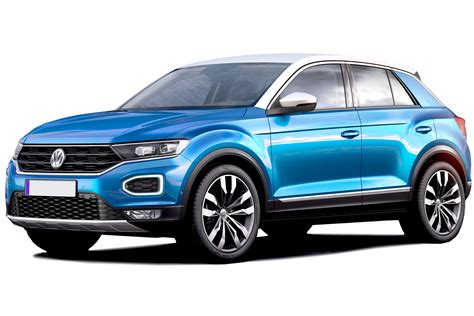 Volkswagen Car : Volkswagen T-roc Suv 2019 Review