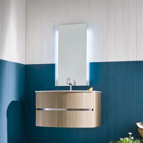 Small Led Bathroom Mirrors by Backlit Bathroom Mirror Small Home Ideas Collection
